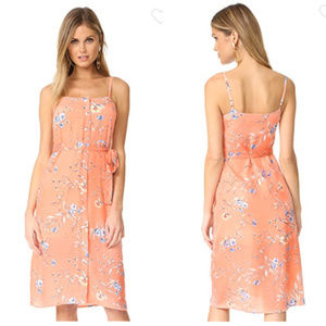 NWT Ali & Jay Flower Frolicking Dress